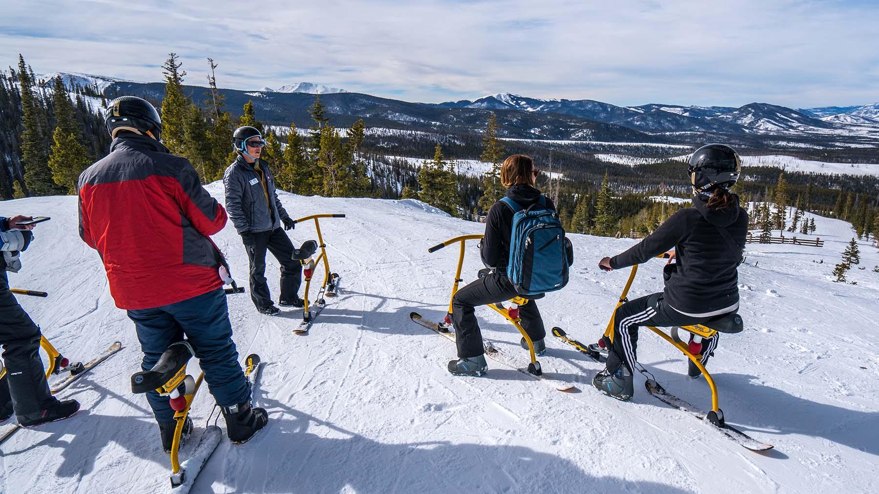 ski bike tours at winter park resort