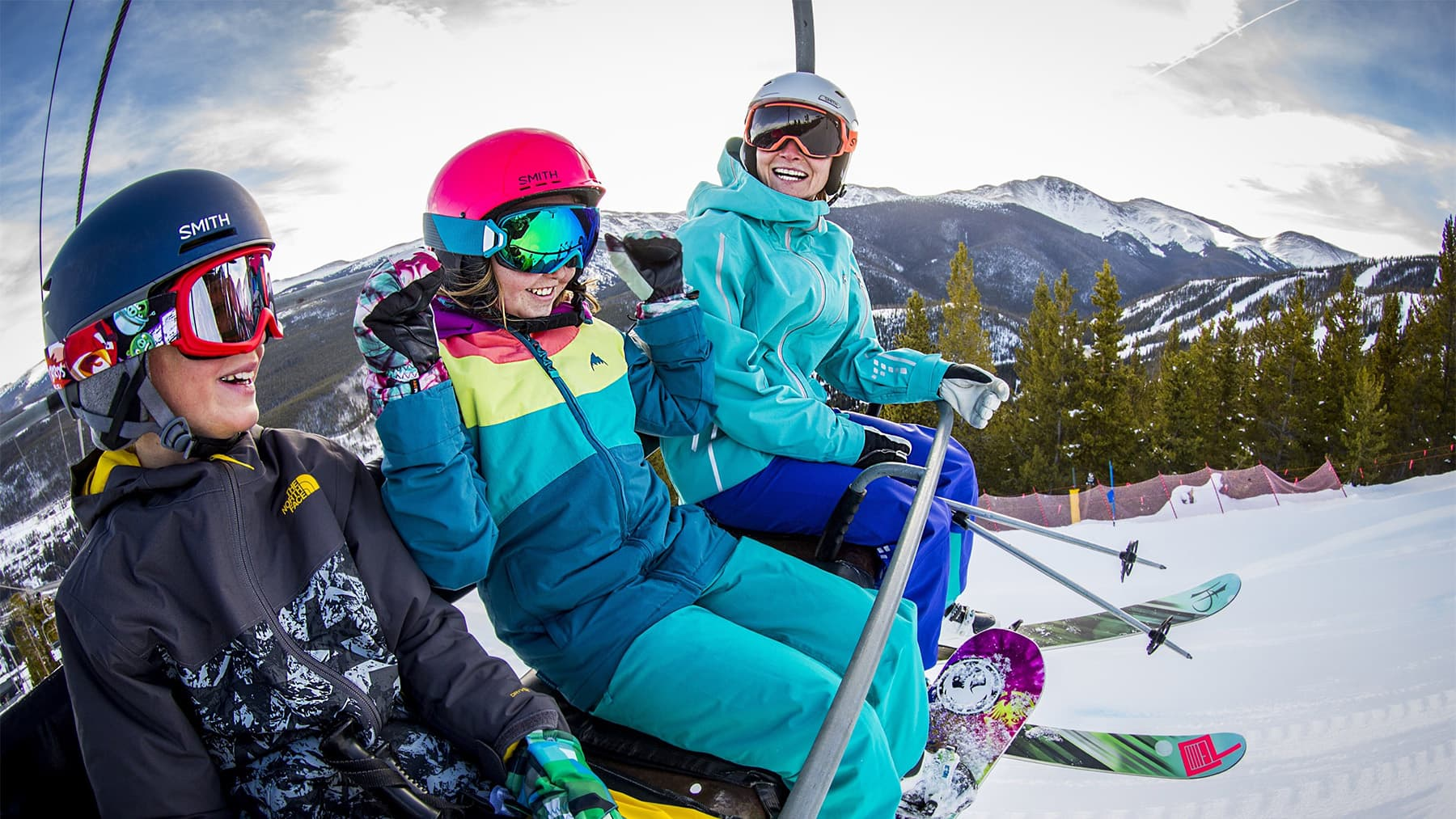 happy family chairlift