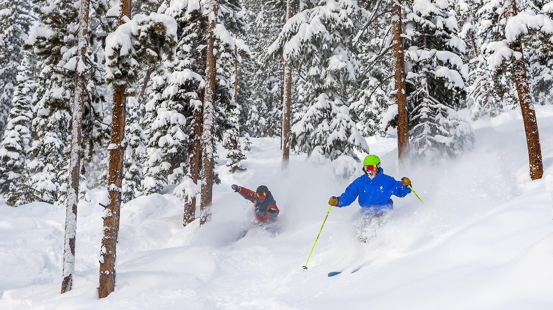 winter park resort - official ski resort website