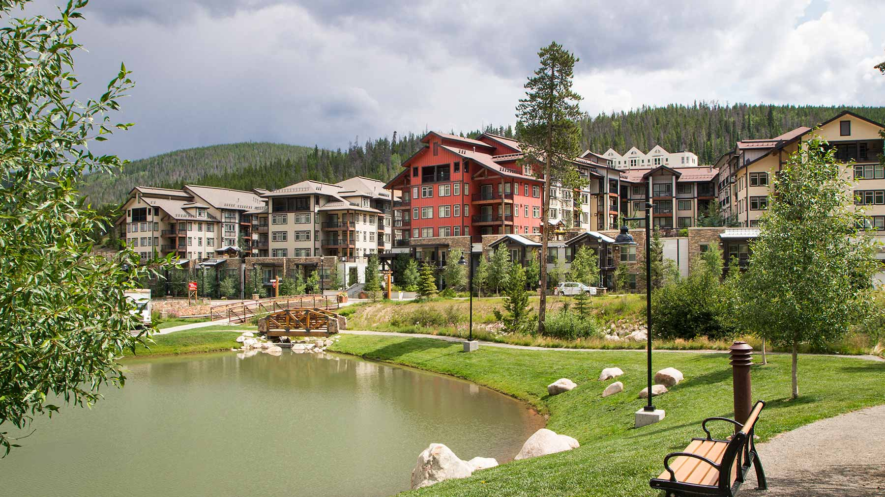 Fraser crossing founders pointe for Winter park colorado cabins