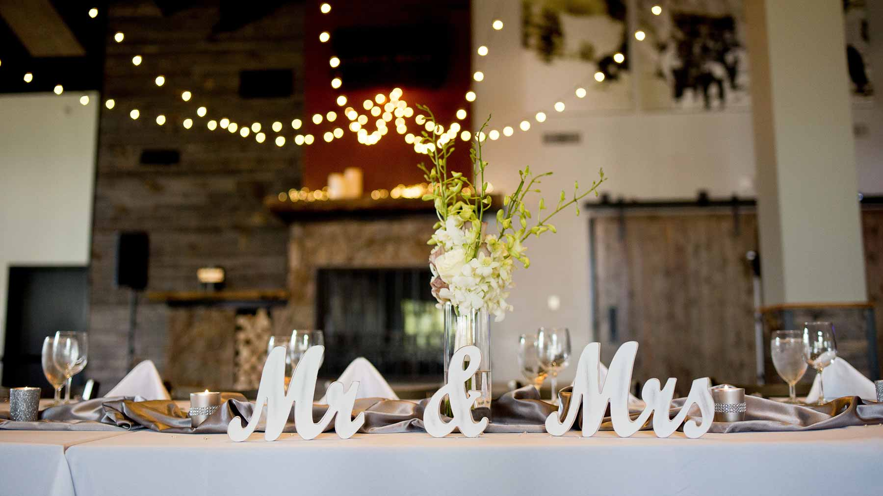 Winter Wedding Ideas And Themes Themed Reception Snowfall Cenypradufo Gallery