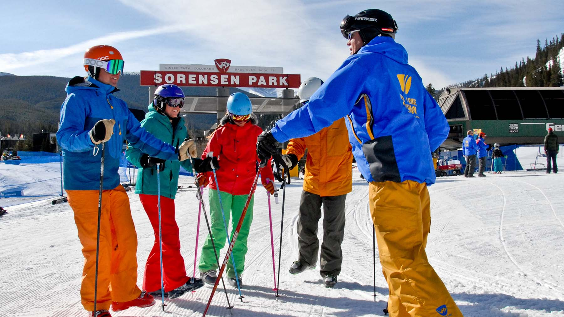 Adult Full Day Ski & Snowboard Lessons