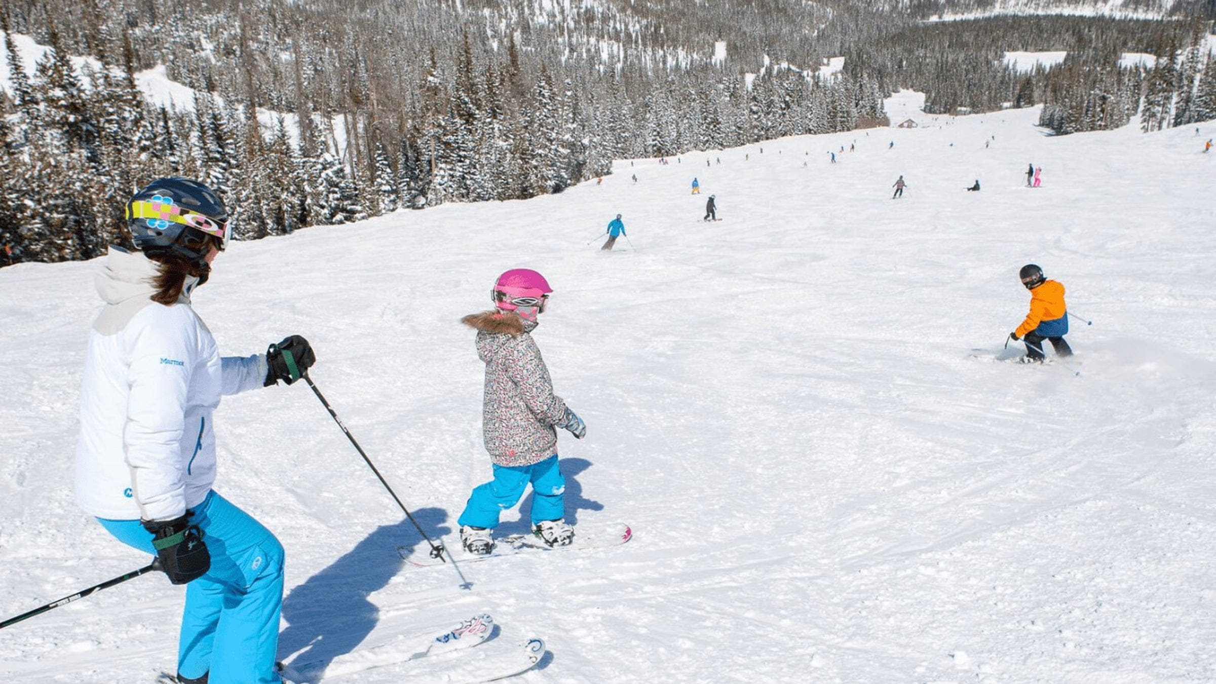 Kids Ski Free at Winter Park with an Adult Season Pass