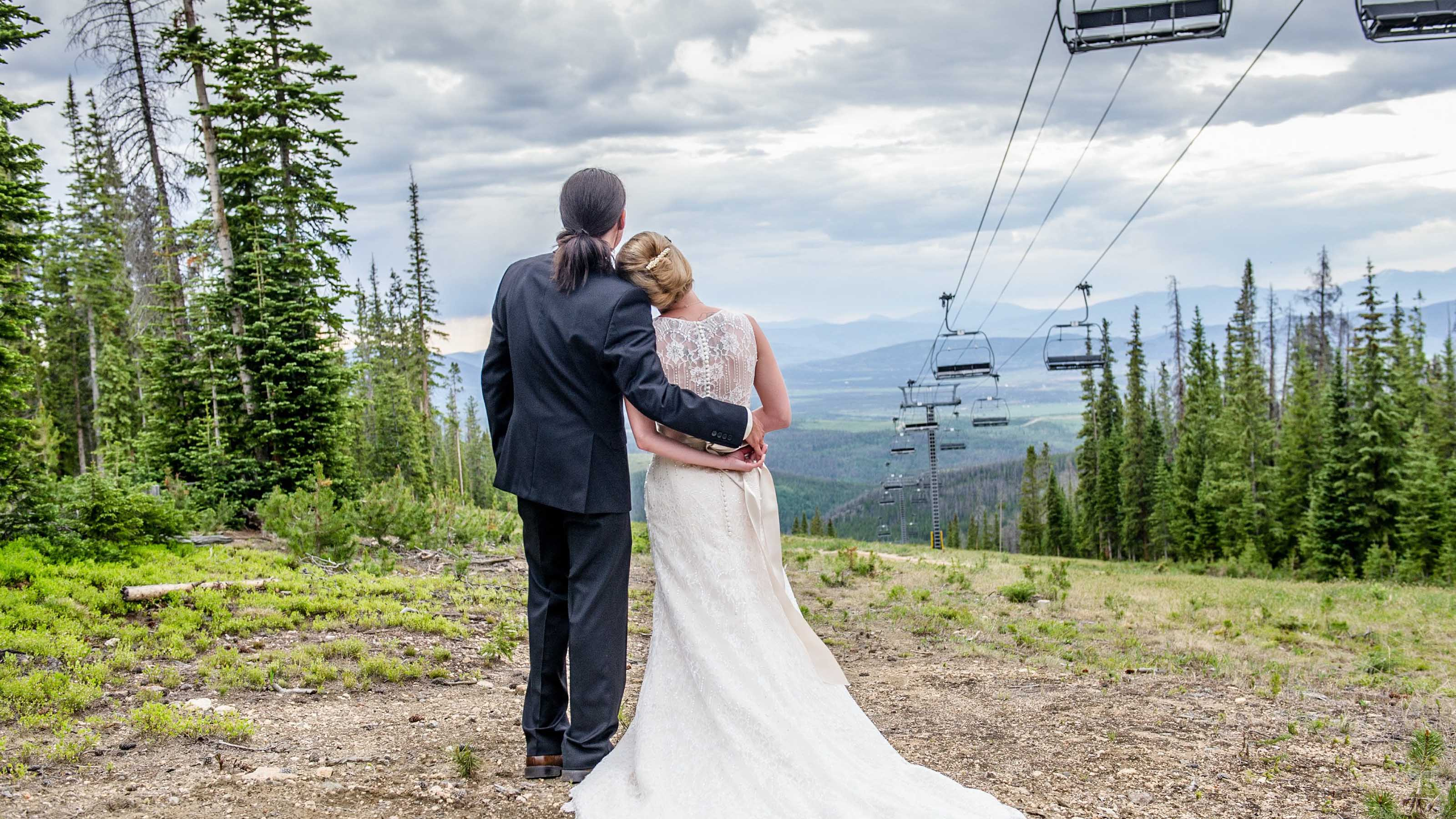 We Truly Had A Wedding That Surped All Expectations Everything Was Beautiful And Coordinated Perfectly By Winter Park Resort Staff