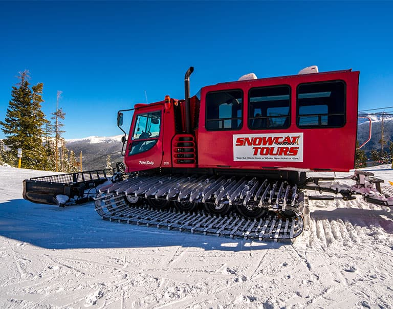 SCENIC SNOW CAT TOUR