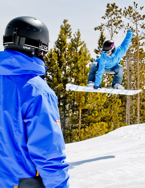 Private Snowboard Lesson Full Day