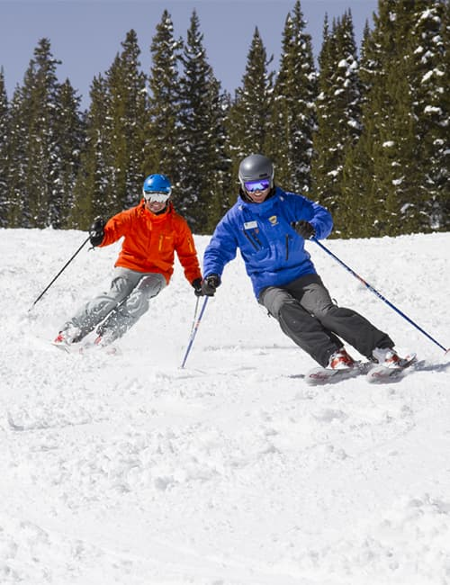 Private Ski Lesson Full Day