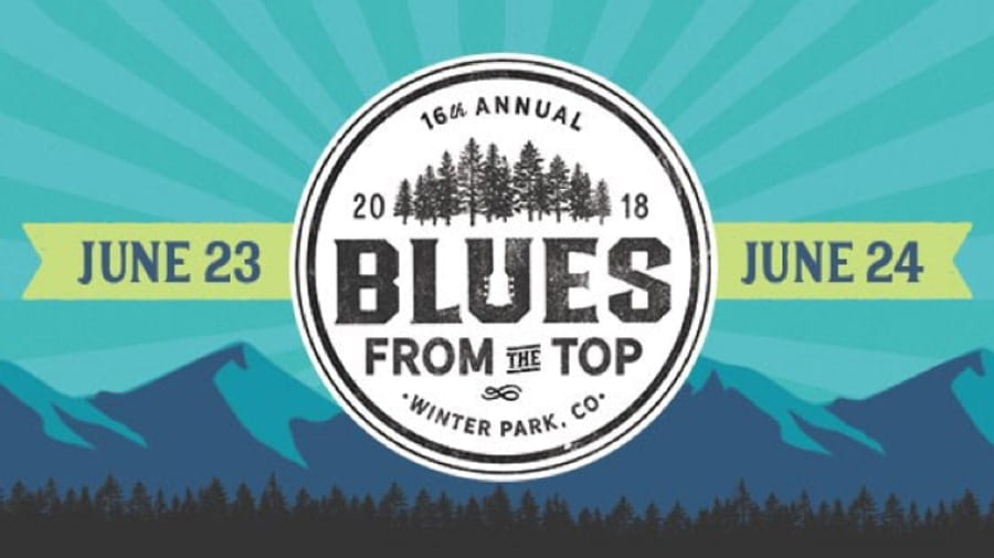 blues from the top music festival