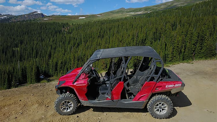 ATV Side by Side Tours