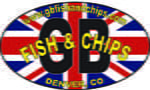 GB fish and chips logo